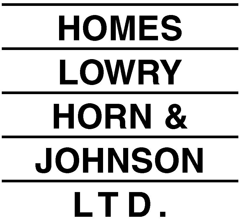 Homes Lowry Horn and Johnson Ltd logo